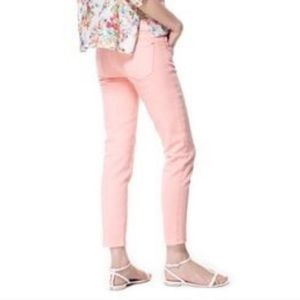 Zara Core Denim Trafaluc Coll. Slim Fit Dusty Rose